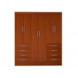 Placard Mosconi 6 puerta 8 cajones