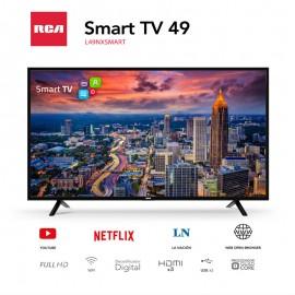 Tv Led Smart 49'' Rca L49Nxsmart