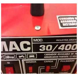 Cargador Arrancador Mac 30/400