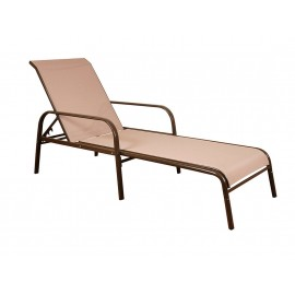 Reposera Cooper Relax Decototale Chair Brown