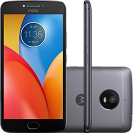 Celular Moto E4 Gris