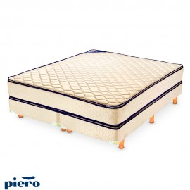 Sommier Piero Bahia Pillow 2P 1,90x1,40cm