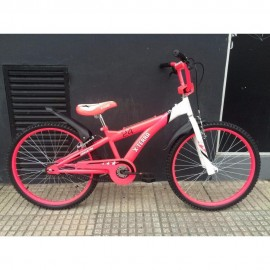 Bicicleta XTerra Aerostar Rodado 24