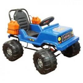 Jeep a Pedal 4x4