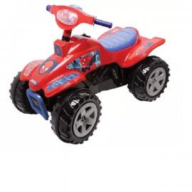 Cuatriciclo Infantil Spiderman a Bateria