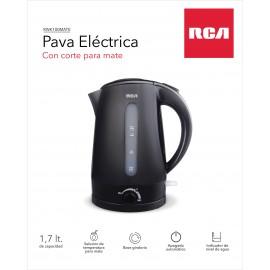 Pava Electrica Rca Corte Mate 1,7Lts
