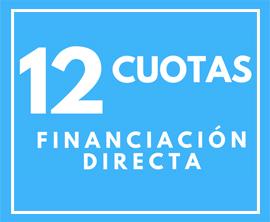 Financiación 12 cuotas